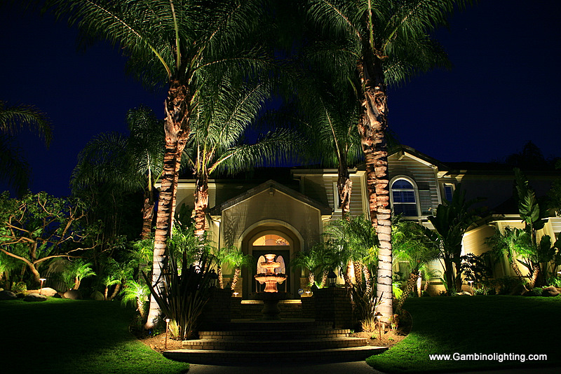 Low Voltage Landscape Lighting Systems : Landscape lighting system gambino led