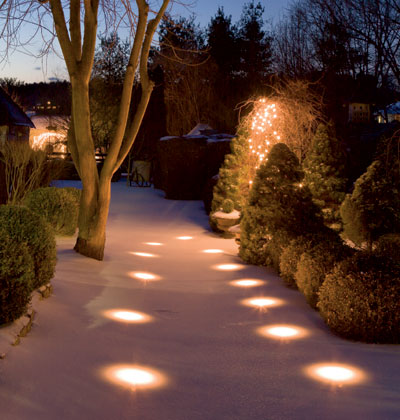 Building Responsible Landscape lighting systems | Gambino