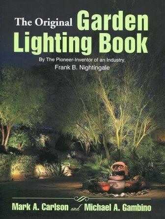 Garden lighting book