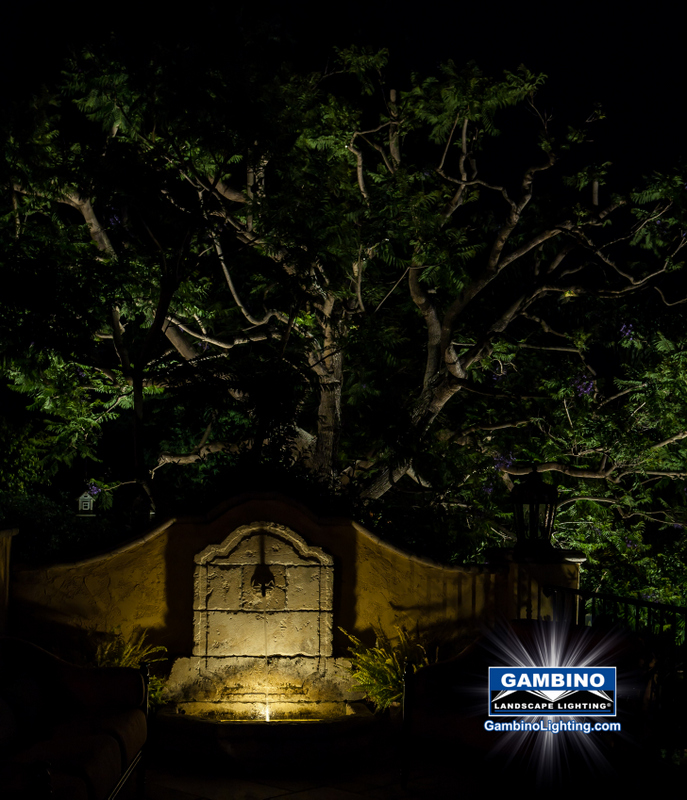 Low Voltage Landscape Lighting Systems : Gambino landscape lighting low voltage